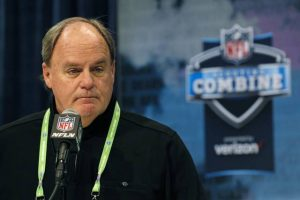 Steelers offseason plan? There may have been some clues at the NFL combine.