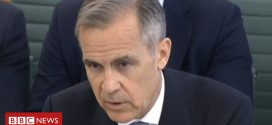Coronavirus: Mark Carney warns of 'large' short-term economic shock