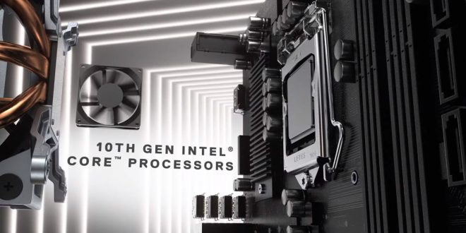 Intel's 10th-gen desktop CPUs are coming soon, according to a Dell ad