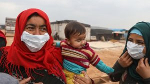 Concern mounts of 'catastrophic' coronavirus outbreak in Syria
