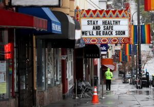 San Francisco Bay Area officials order nearly 7 million people to 'shelter in place' to curb coronavirus spread