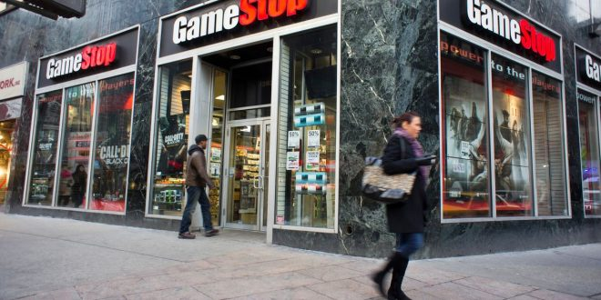 GameStop closes stores to customers, moves to online orders only
