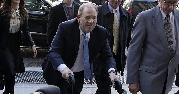 Coronavirus: Harvey Weinstein Tests Positive For COVID-19 In New York Prison