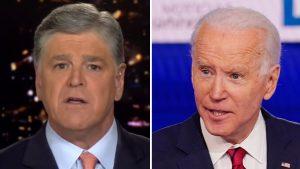 Hannity to Biden: Stop fundraising off and politicizing the coronavirus