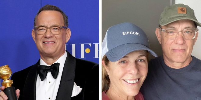 Tom Hanks Gave An Update On His Health After Being Diagnosed With The Coronavirus And FINALLY There's Some Good News