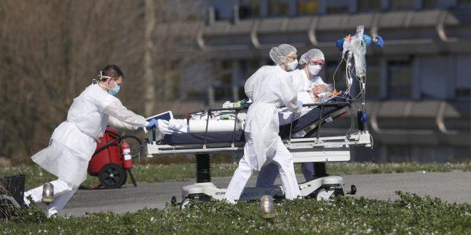 "Coronavirus updates: World Health Organization says ""the pandemic is accelerating"""