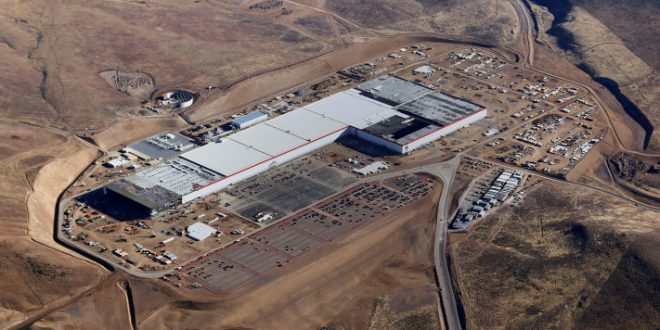 Tesla to reduce on-site staff at Nevada gigafactory by 75%