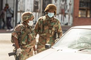 Lockdown: Day one in Cape Town in pictures