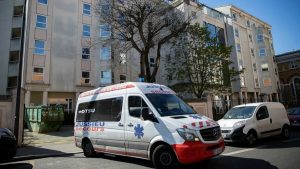 Tragedy unfolds as virus deaths rise in Europe's homes for elderly