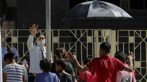 Churches defy coronavirus restrictions in Brazil and Africa