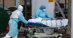 Coronavirus Death Toll In U.S. Surpasses 10,000