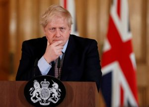 UK PM Johnson leaves intensive care, remains under observation