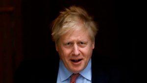 Britischer Premier Boris Johnson von Intensivstation entlassen