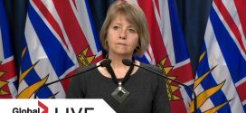 Coronavirus outbreak: B.C. public health official to provide update on COVID-19 crisis | LIVE