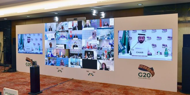G20 health ministers hold virtual meeting on Covid-19