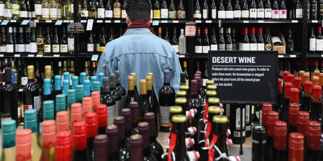 All those fridges full of booze are a lockdown hazard