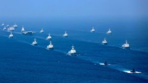 Vietnam protests Beijing's expansion in disputed South China Sea as world busy with COVID-19