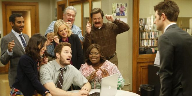New Parks and Recreation reunion special brings back Leslie Knope next week