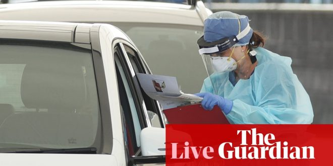 Australia coronavirus news: fifth Covid-19 death at Sydney's Newmarch House aged care home – as it happened