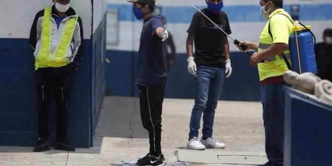 Migrants deported by U.S. make up 20% of Guatemala's coronavirus cases