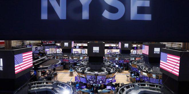 Wall Street jumps on coronavirus drug hopes; Fed decision awaited