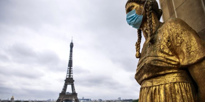 First Covid-19 case in France 'was in December'