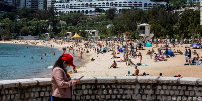 How Hong Kong contained its second wave of Covid-19