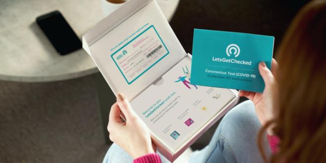 LetsGetChecked raises $71 million as COVID-19 epidemic makes home-testing increasingly vital