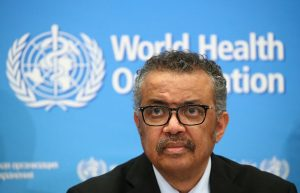 WHO warns of new coronavirus lockdowns if countries don't manage transitions 'extremely carefully'