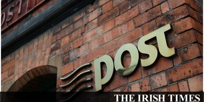 An Post mortgage plans delayed by Covid-19 crisis