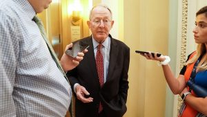 Sen. Lamar Alexander to self-quarantine after staff member tests positive for COVID-19   TheHill