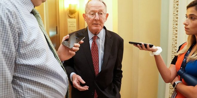 Sen. Lamar Alexander to self-quarantine after staff member tests positive for COVID-19 | TheHill