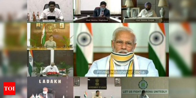 What the CMs told PM Modi during consultations over Covid-19
