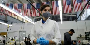 American workers are being hung out to dry during the pandemic
