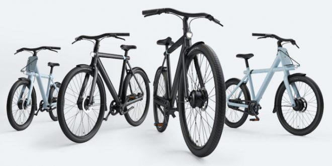 VanMoof raises $13.5M to capitalize on e-bike boom in wake of COVID-19