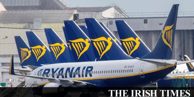 Ryanair faces €200m first quarter loss over Covid-19
