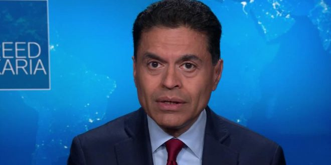 Fareed's Take: The Covid-19 divide is a class divide