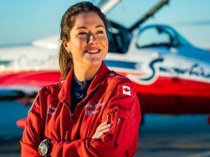 Snowbirds crash victim Capt. Jenn Casey remembered as proud native of Halifax
