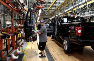 Ford shuts two U.S. assembly plants due to COVID-19 infections