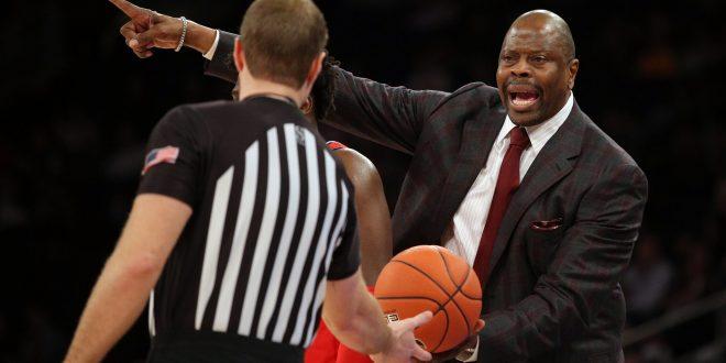 Patrick Ewing has tested positive for coronavirus, Georgetown University has announced