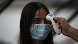 Coronavirus latest: US death rate hovers at two-month low