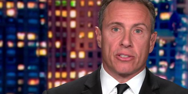 Chris Cuomo on his coronavirus recovery: It freaks me out a little
