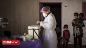 Brazil now fourth-highest in Covid-19 deaths