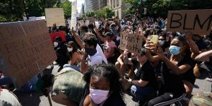 Protests Over Death of George Floyd Threaten a Jump in Coronavirus Cases