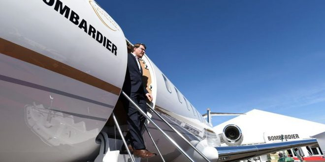 Bombardier cutting 2,500 aviation jobs as COVID-19 hits jet demand