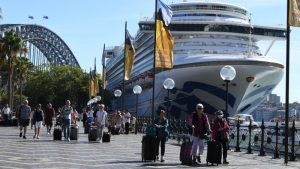 Testing cruise passengers for COVID-19 would be 'overkill': NSW Health
