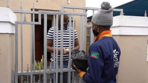 WATCH   Bicycle delivery service hits the road just in time for lockdown in Langa township   News24