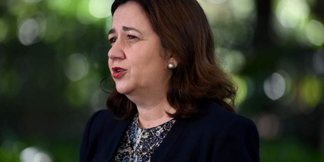 Funerals can have up to 100 mourners from tomorrow, Palaszczuk says