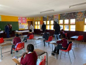 Coronavirus: Cosas calls for mass testing of pupils, vows to shut down schools   News24