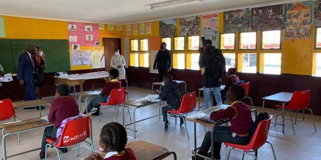 Coronavirus: Cosas calls for mass testing of pupils, vows to shut down schools | News24